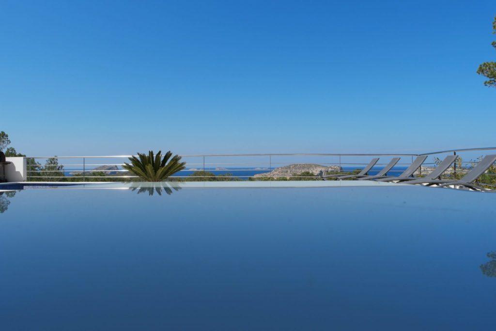 Beachfront Garden Luxury Villa With Private Pool Ibiza