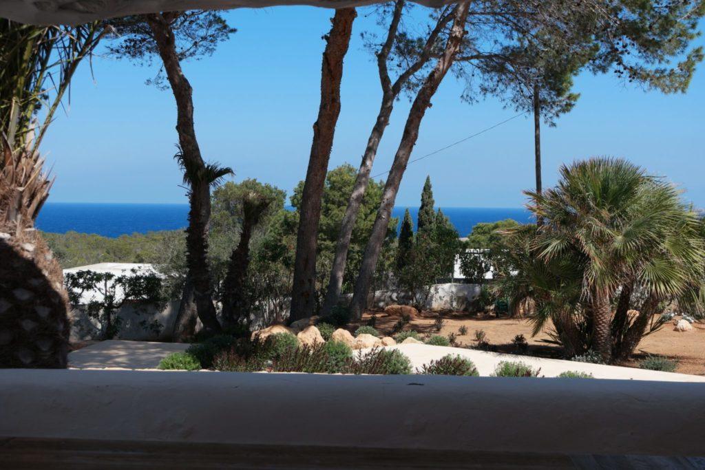 Beachfront Garden Villa With Private Pool Ibiza