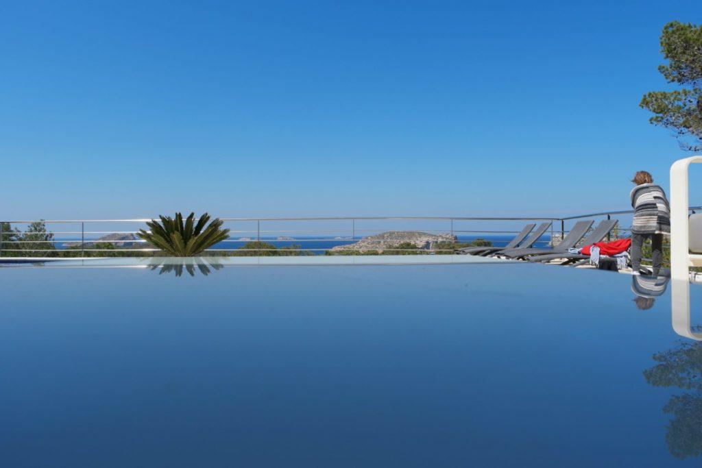 Beachfront Garden Villas With Private Pool Ibiza