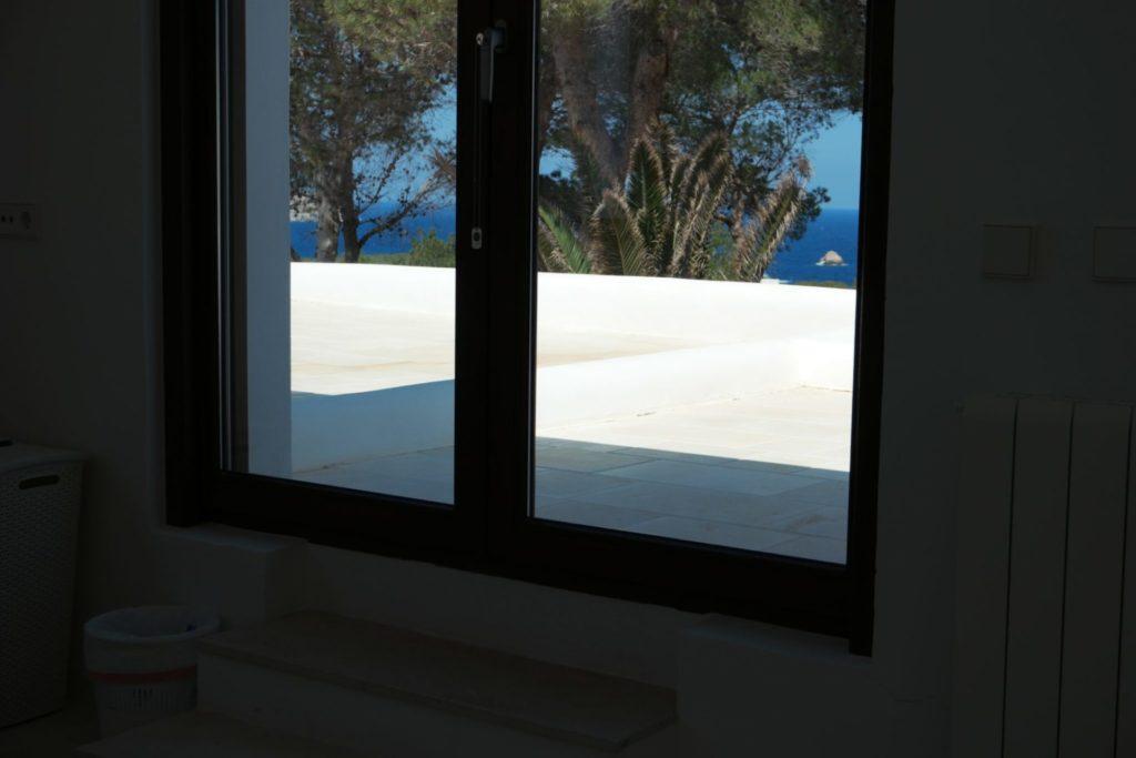 Beachfront Private Villa With Pool Ibiza