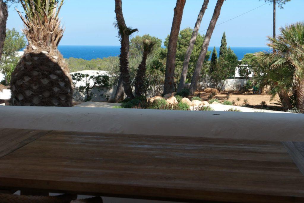 Beachfront Villas With Private Pool Ibiza