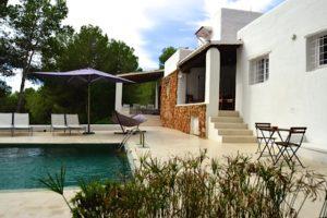 Beautiful Finca Country View Pool Area Ibiza