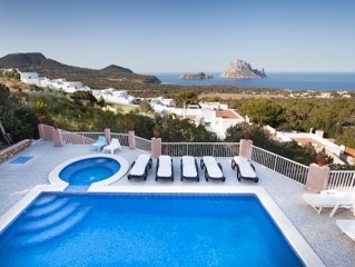 Beautiful Swimming Pool Views Es Vedra Stunning