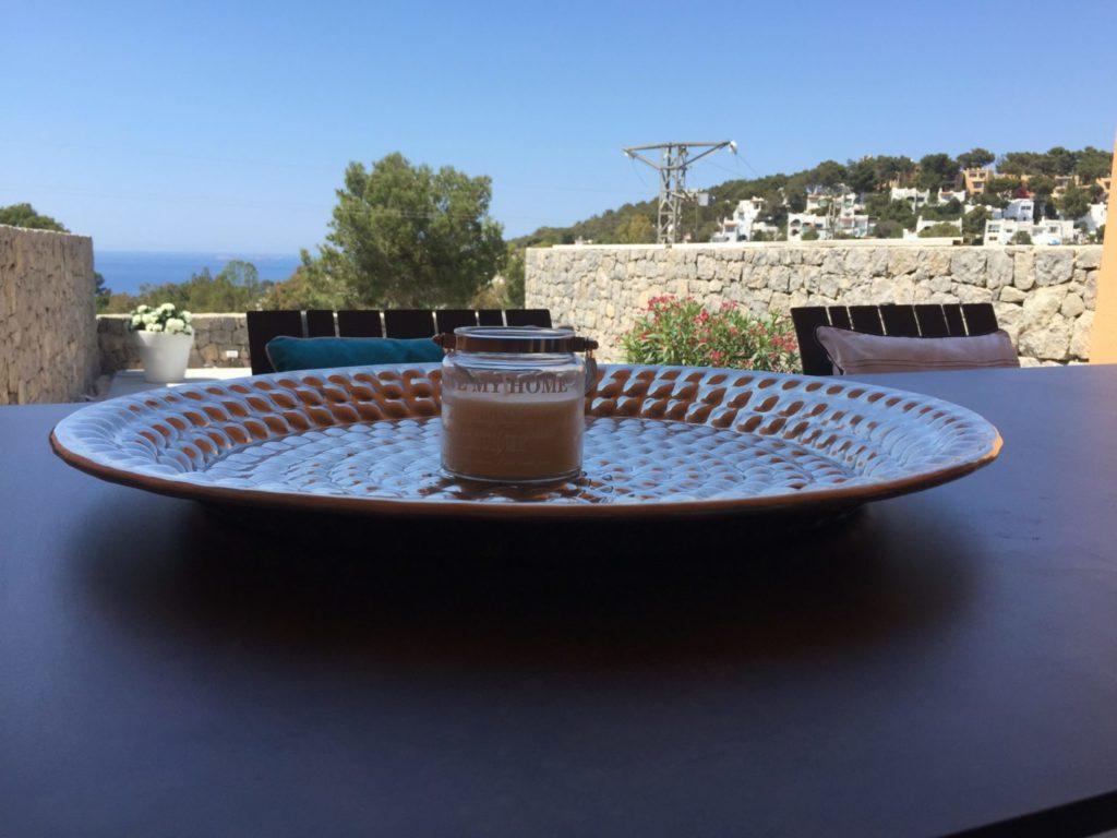 Beautiful Villa Plate Ibiza