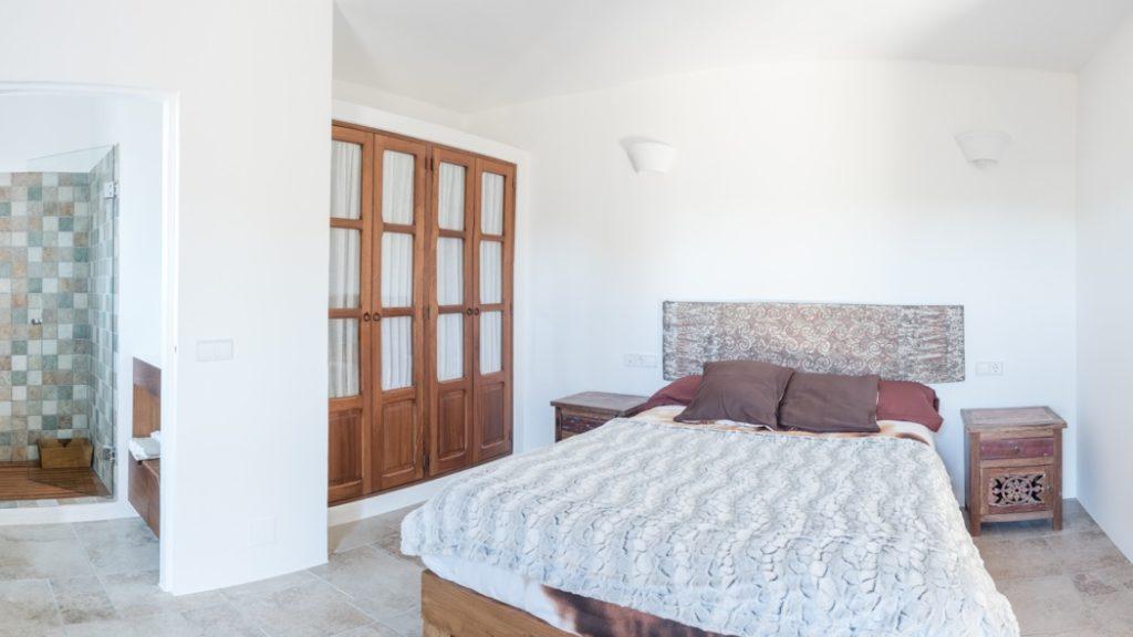 Bed Villa Finca Ibiza
