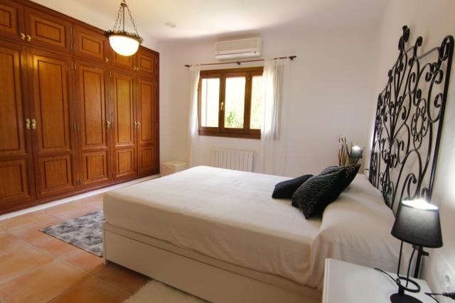 Bed Villa Finca Ibiza Gorgeous
