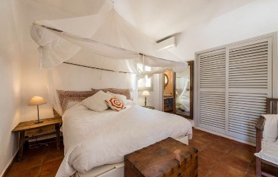 Bedroom Beautiful Rustic Finca Gorgeous Cosyvilla Ibiza Finca Double