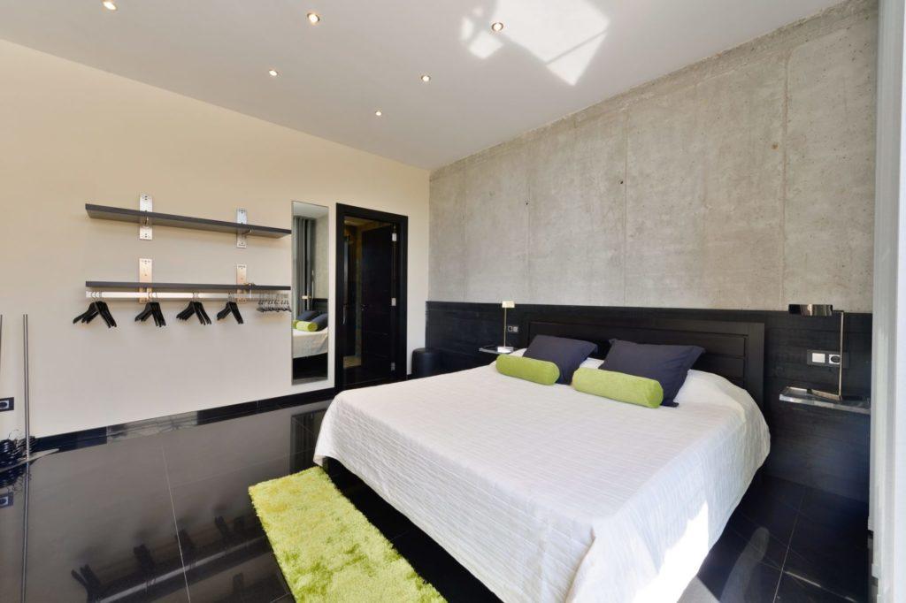 Bedroom Ibiza Villa Chic Modern Interior Luxury