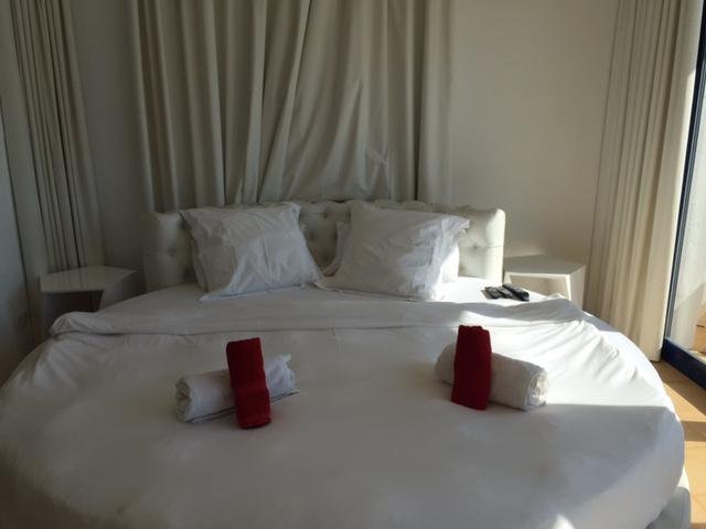 Bedroom Ibiza Villa Nice