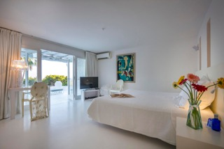 Bedroom Porroig Best Location Villa Ibiza