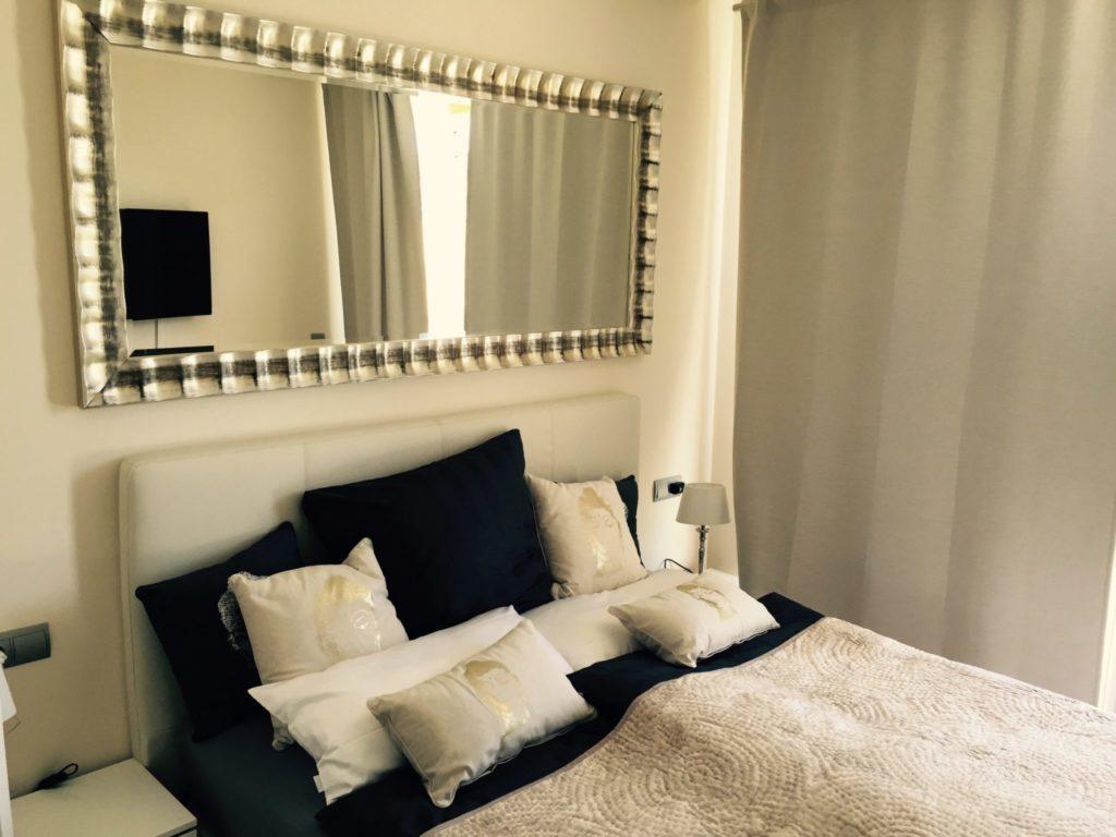 Bedroom Villa Ibiza Chic