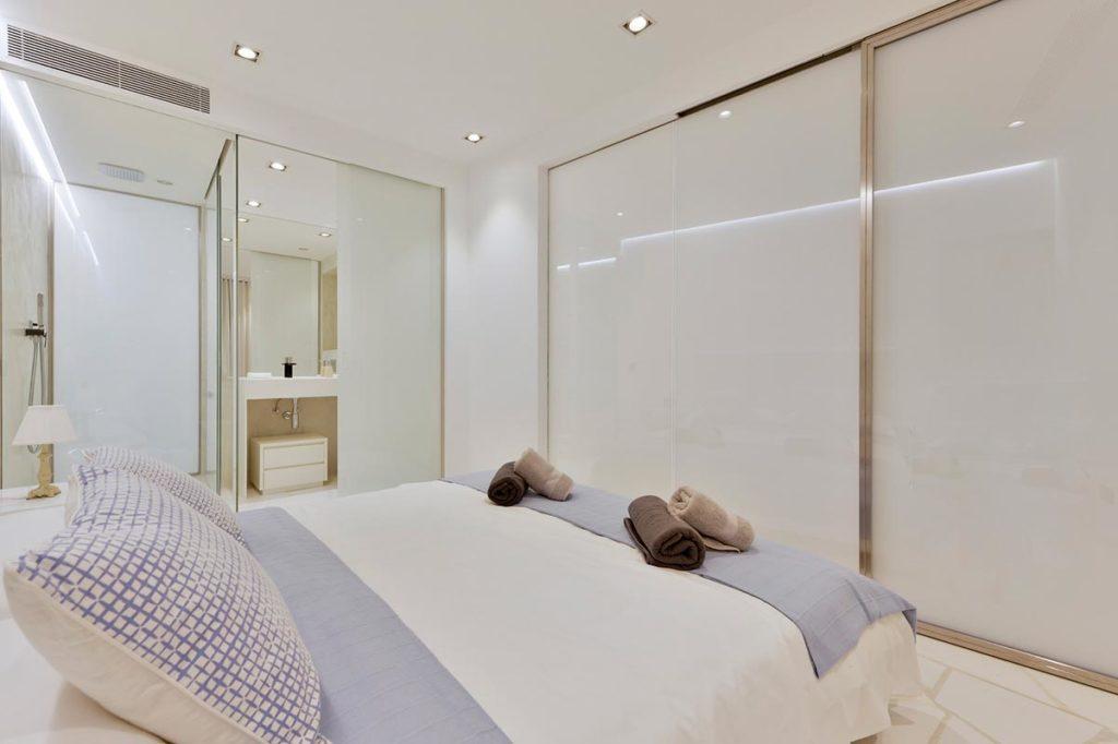 Bedroom Villa Luxury Modern Vip Ibiza