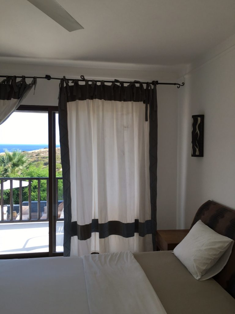 Bedroom With Sea View Cap Martinet Ibiza