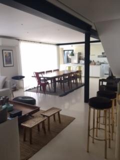 Big Dinning Living Area Cala Jondal Ibiza 2