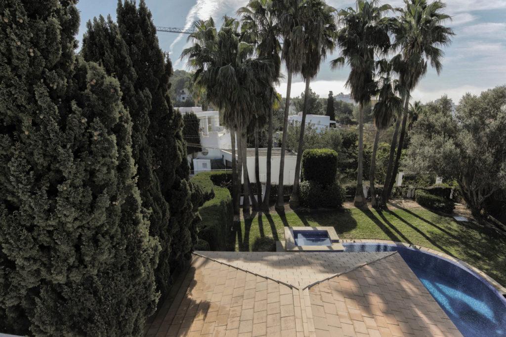 Big Garden With Pool Talamana Ibiza