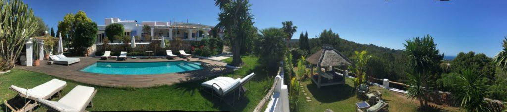 Big Space For Relaxing Cala Tarida Ibiza