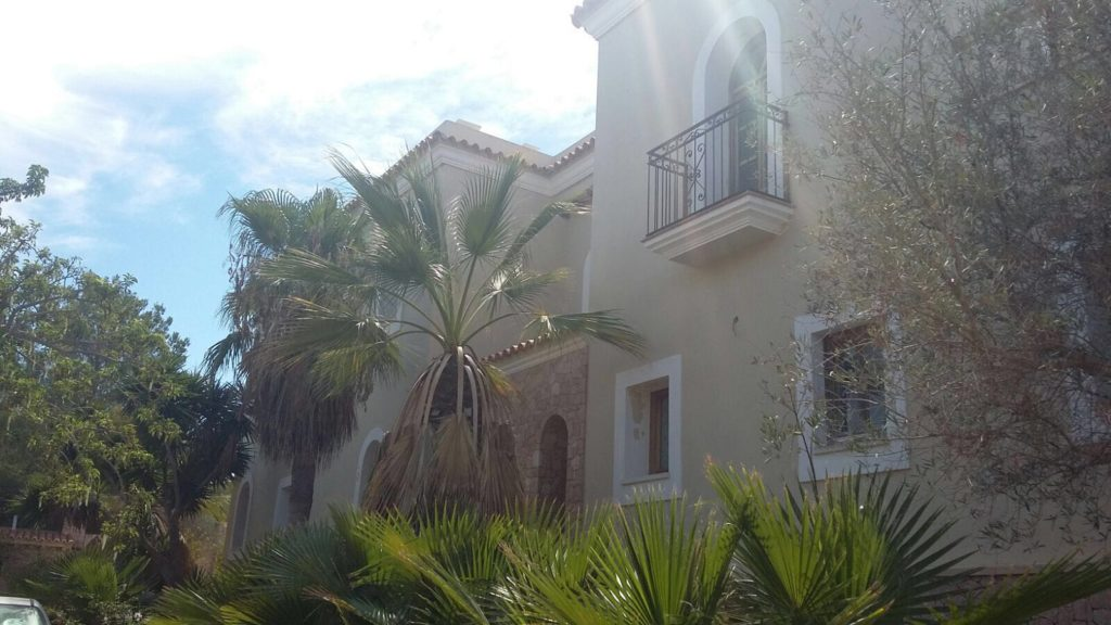 Big Villa Outside Ibiza Spacious Traditional