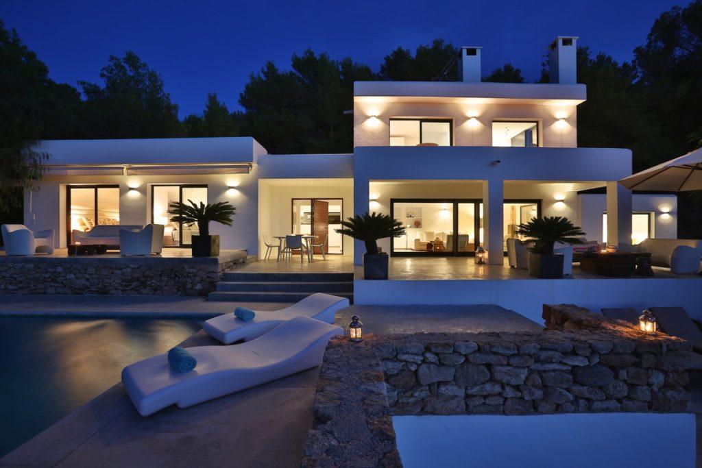 Big Villa Pool Nature Ibiza