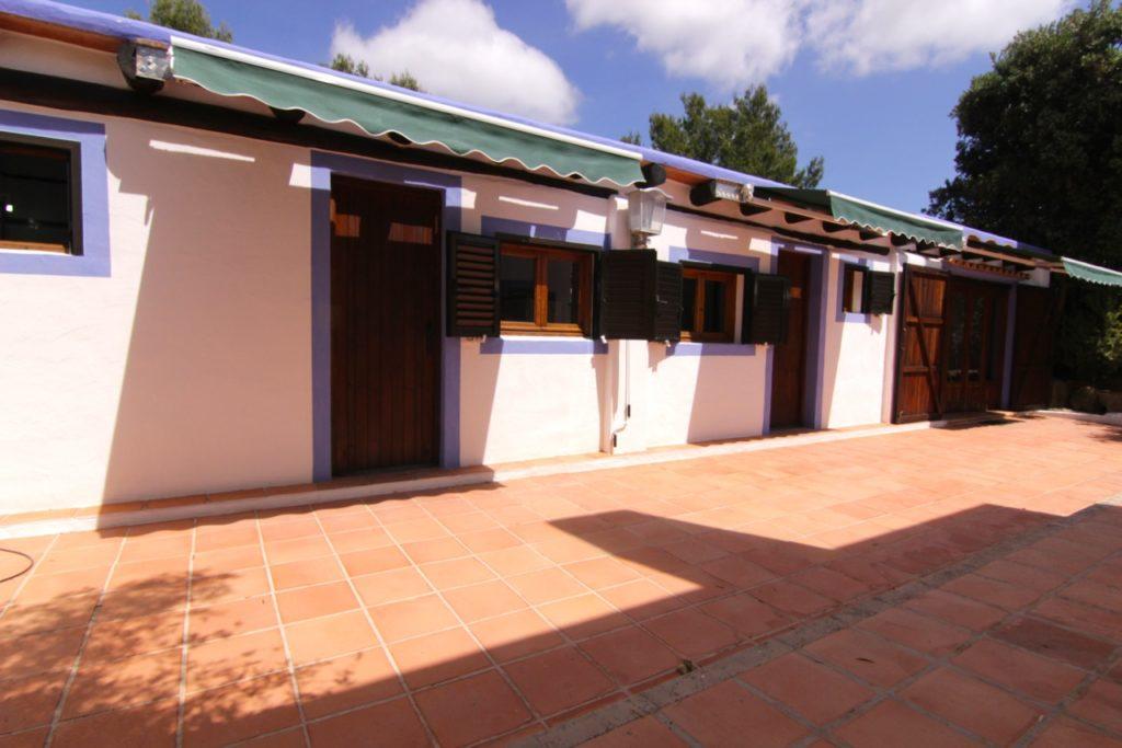 Building Villa Ibiza