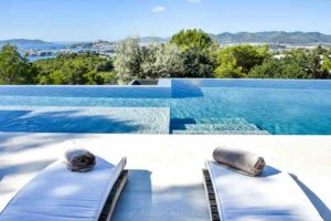 Chic Amazing Pool Poolside Villa Ibiza