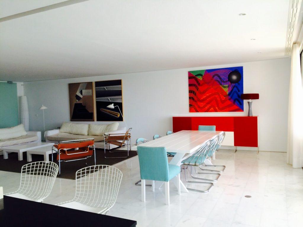 Chic Contemporary Modern Villa Ibiza Stunning