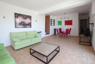 Chic Sitting Room Modern Ibiza Villa