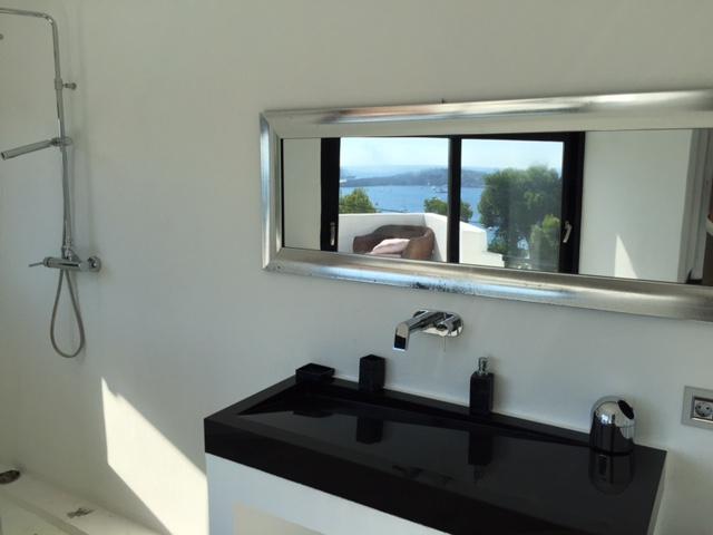 Contemporary Bathroom Ibiza Villa Modern
