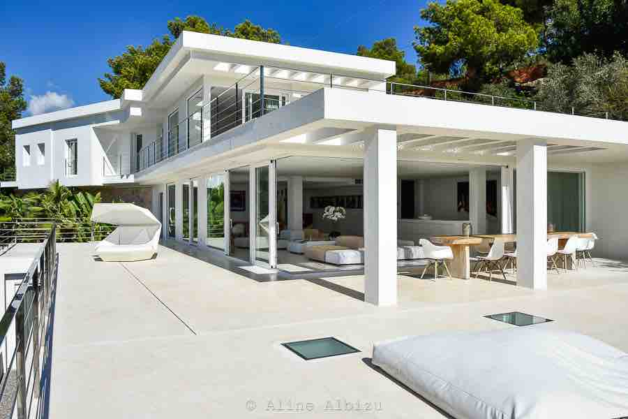 Contemporary Modern Luxury Villa Ibiza Cube