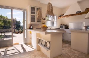 Cosy Interior Villa Ibiza Finca Style Rustic Beautiful Kitchen