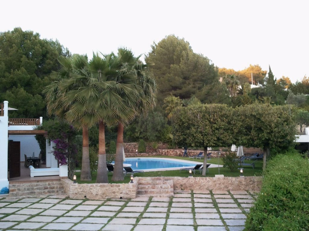 Countryside Gardens Pool Luxury Villas Property Ibiza