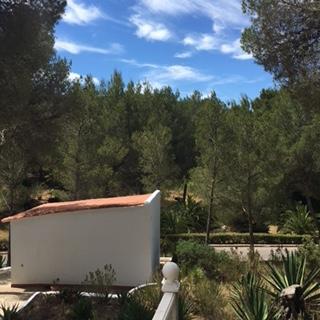 Countryside Views Ibiza Villa Modern