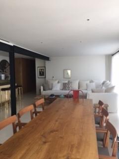 Dining Room In Cala Jondal Ibiza Villa