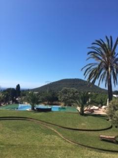 Enjoy The Big Garden Cala Jondal Ibiza 1