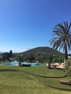 Enjoy The Big Garden Cala Jondal Ibiza Swimming Pool