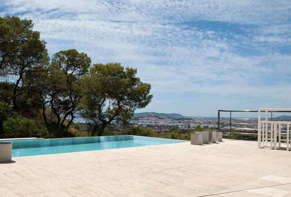 Fascinating Villa Big Pool Ibiza