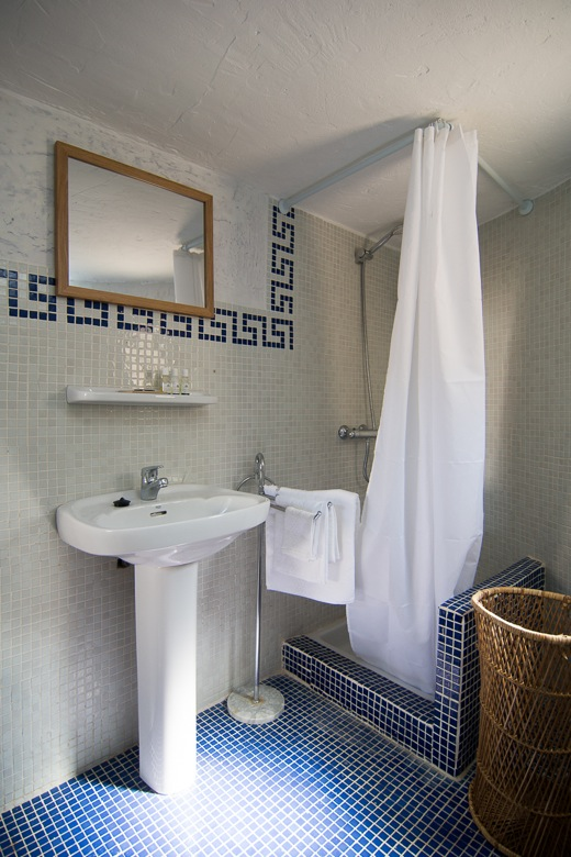 Finca Bathroom Ibiza