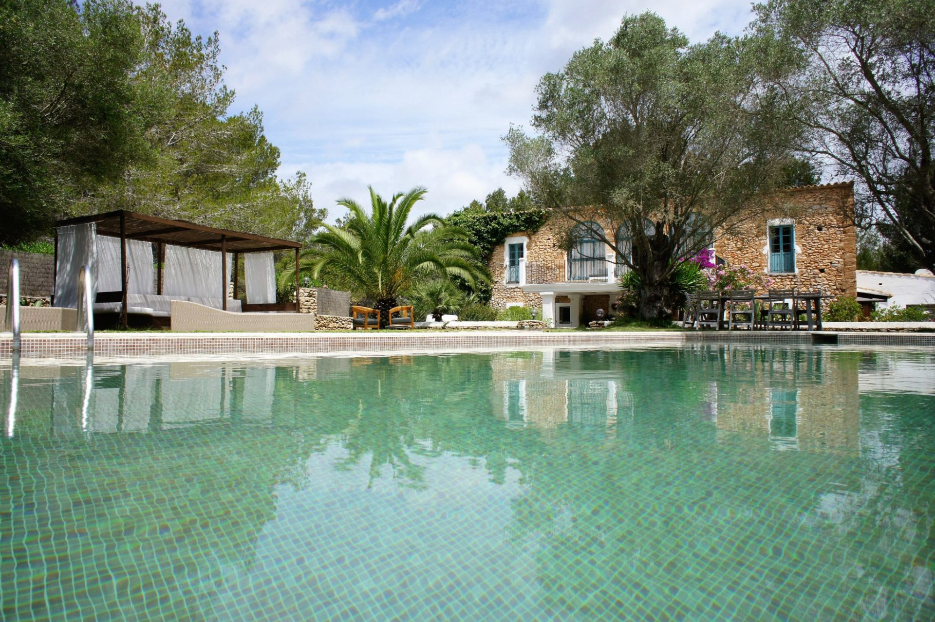 Finca Big Pool Countryside View Ibiza