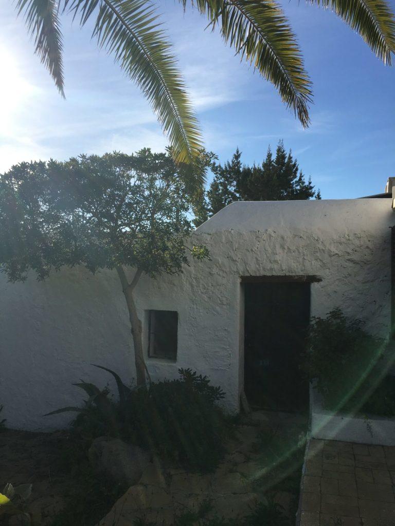 Finca Character Garden View Outdoor Front Door Terrace Ibiza Jesus Old Rustic Potential Rennovation
