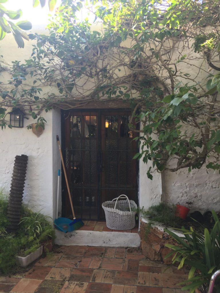 Finca Front Door Terrace Ibiza Jesus Old Rustic Potential Rennovation Character Outdoor
