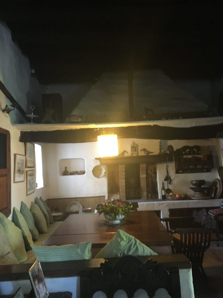 Finca Ibiza Jesus Old Rustic Potential Rennovation Character Room Dining