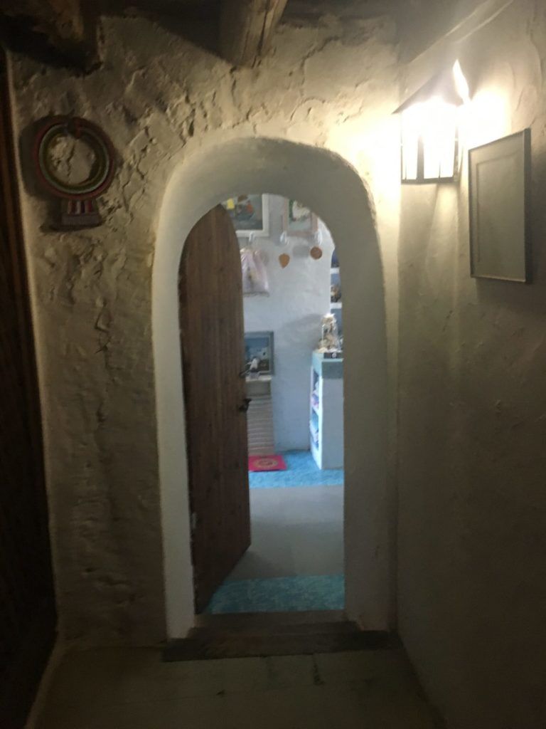 Finca Ibiza Jesus Old Rustic Potential Rennovation Character Room Doorway