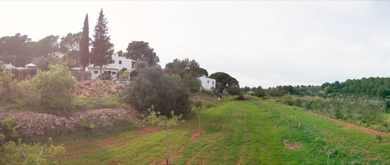 Finca Nobody Around Ibiza