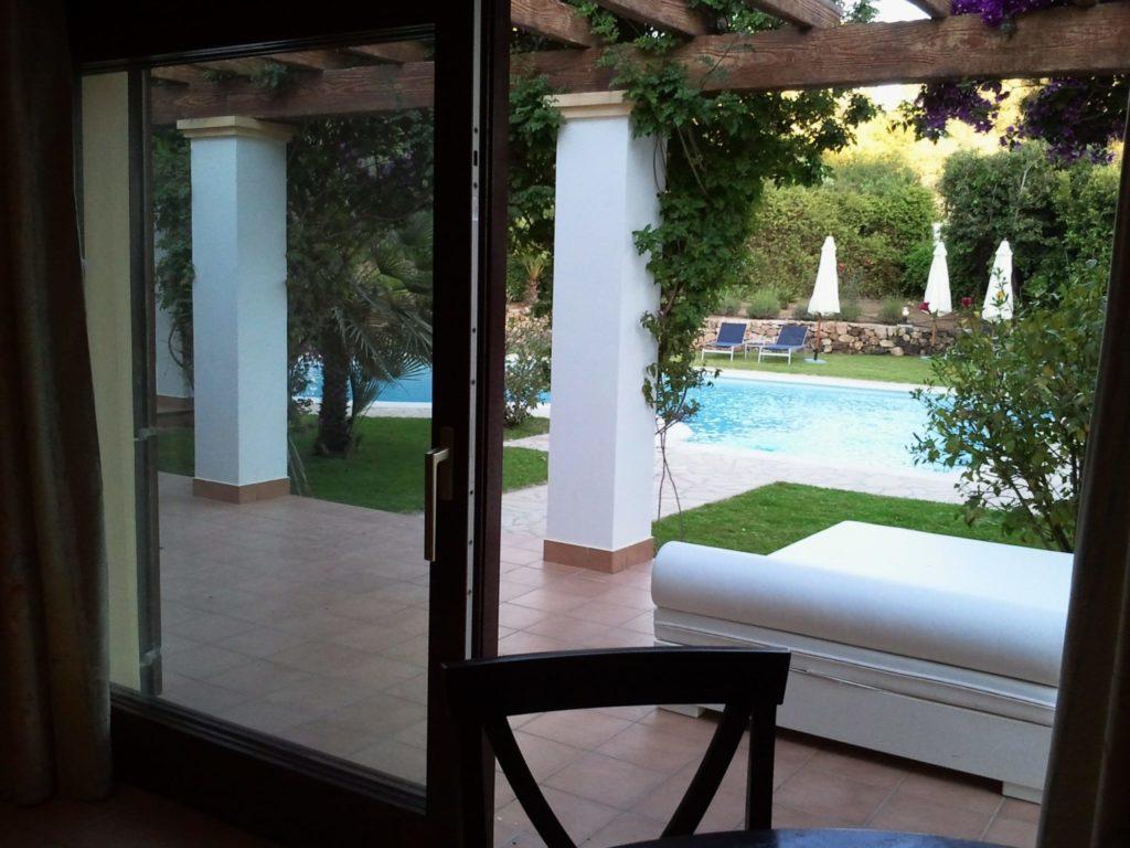 Finca Pool Nature Ibiza