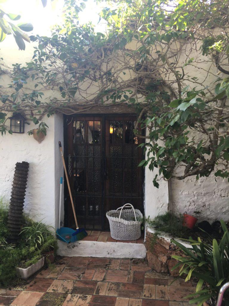 Finca Terrace Ibiza Jesus Old Rustic Potential Rennovation Character Outdoor Front Door