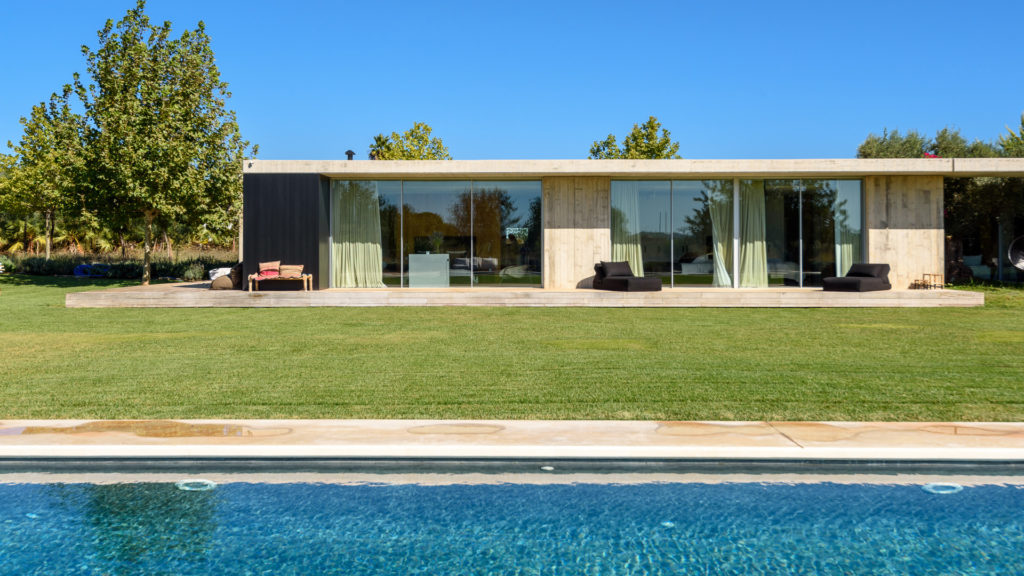 Garden Villa Ibiza Los Amigos Pool