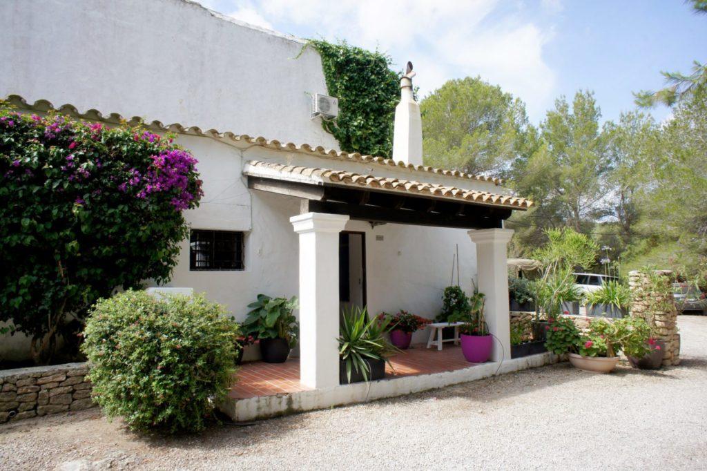 Great Finca Entry Nice Garden Ibiza