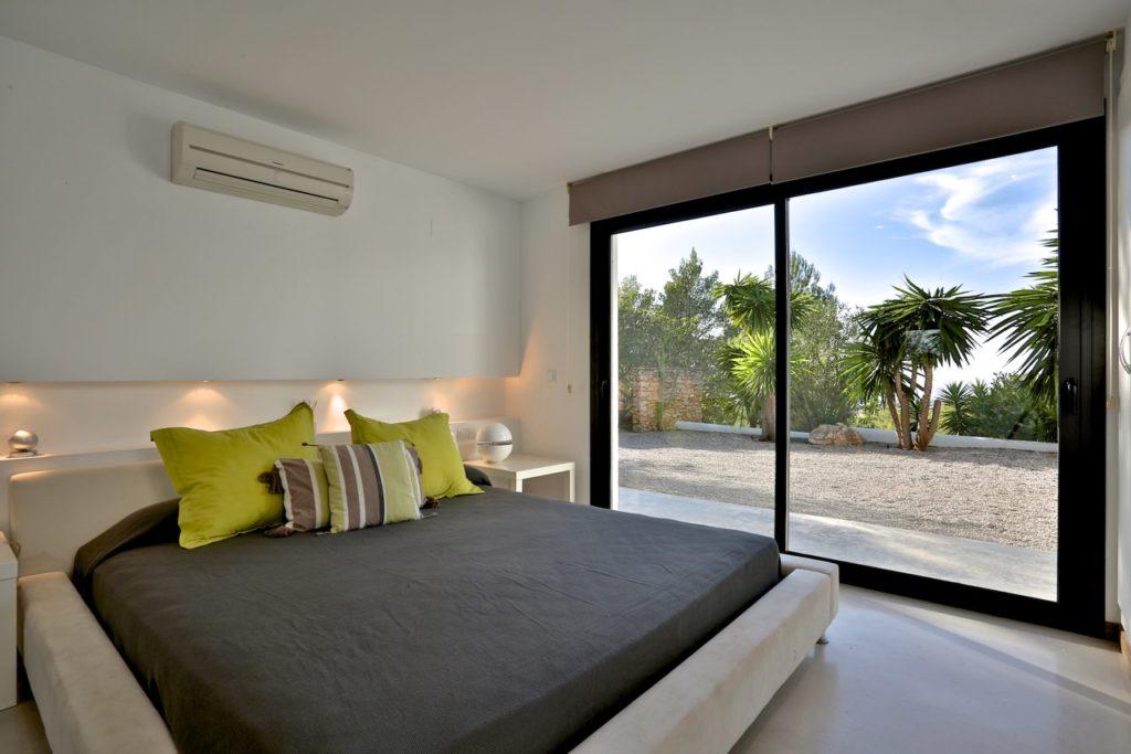Great Villa Bedroom 4 Bungalow Ibiza