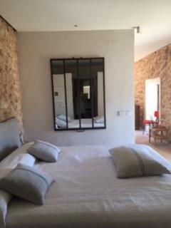 Guest House Bedroom Big Cala Jondal Ibiza Villa