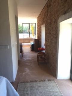 Guest House Nice Floor Open Space Cala Jondal Ibiza Villa Hallway