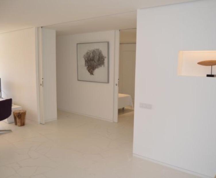 Hallway Ibiza Villa Art Contemporary